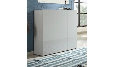 KITALY Schuhschrank »Mister«, Breite 120 cm kaufen