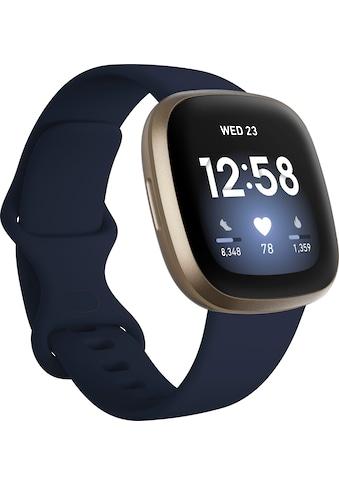 fitbit Smartwatch »Versa 3«, ( FitbitOS5 ) kaufen