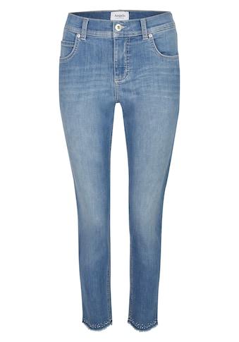 ANGELS Ankle-Jeans,Ornella' mit leichter Used-Waschung kaufen