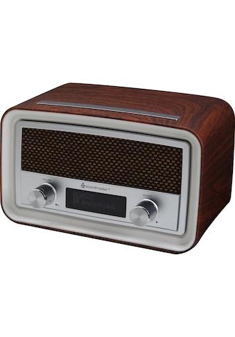 Soundmaster Uhrenradios »UR190« kaufen