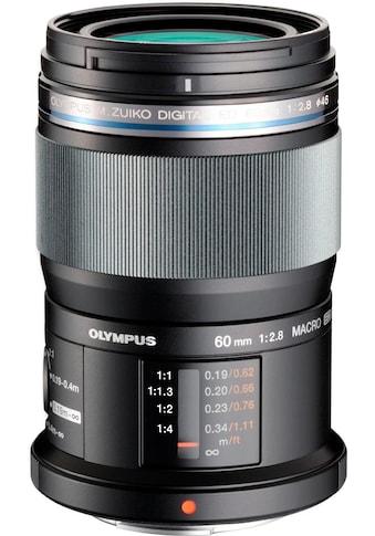 Olympus Makroobjektiv »M.ZUIKO DIGITAL ED 60 mm« kaufen