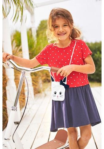 KIDSWORLD Jerseykleid, mit kleiner applizierter Tasche kaufen
