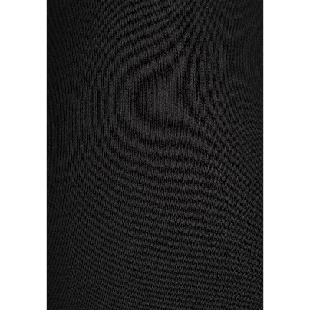 Bench. Boxer, (3 St.), mit modischem Streifen im Webbund