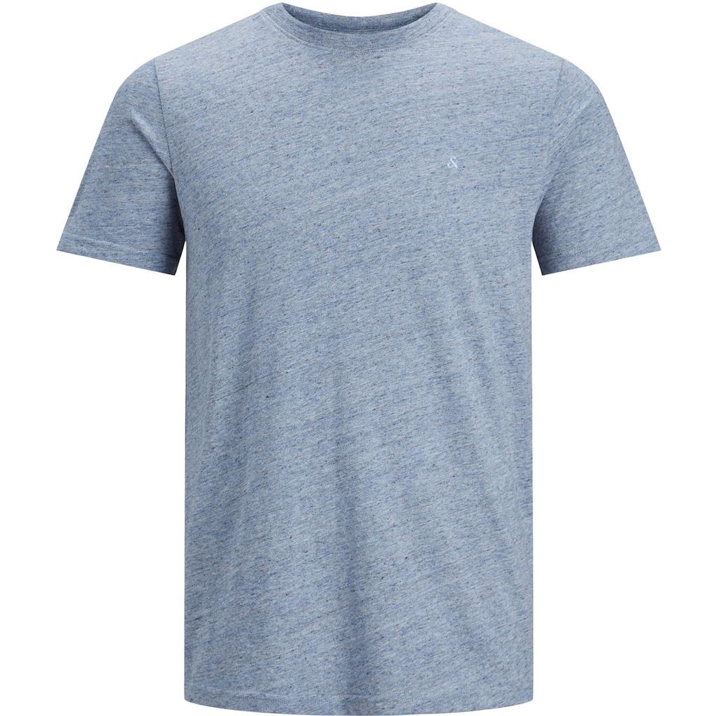Jack & Jones T-Shirt »MELANGE TEE«
