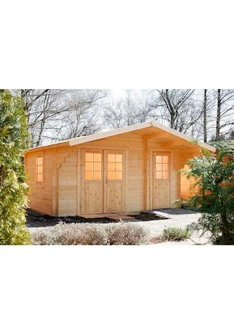 Wolff Gartenhaus »Caro 34 Klassik« kaufen