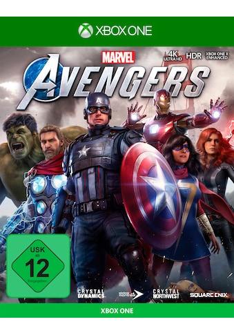 Marvel's Avengers Xbox One kaufen