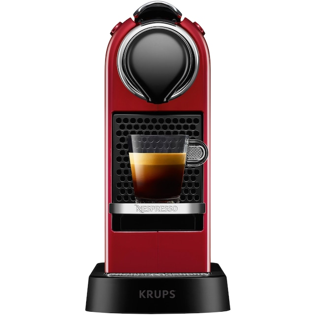 Nespresso Kapselmaschine XN7415 New CitiZ