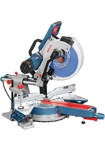 Bosch Professional Kapp- und Gehrungssäge »GCM 12 SDE«, 1.800 Watt, 3.300-4.300 U/min-1 kaufen