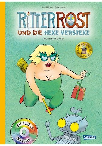 Buch »Ritter Rost: Ritter Rost und die Hexe Verstexe / Jörg Hilbert« kaufen