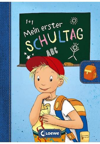 Buch Mein erster Schultag (Jungen) / Steffi Wöhner kaufen