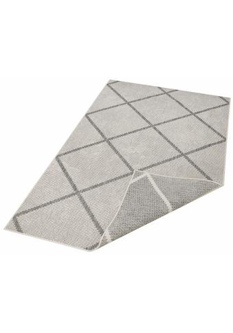andas Teppich »Ferris«, rechteckig, 5 mm Höhe, In- und Outdoor geeignet, Wendeteppich,... kaufen