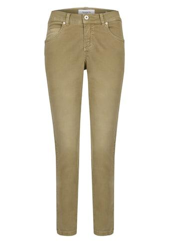 ANGELS Ankle-Jeans,Ornella Galon' in Coloured Denim kaufen