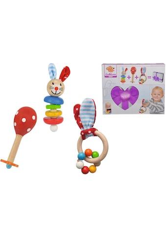 """Eichhorn Greifspielzeug """"Geschenkeset"""", (Set, 3 - tlg.) kaufen"""