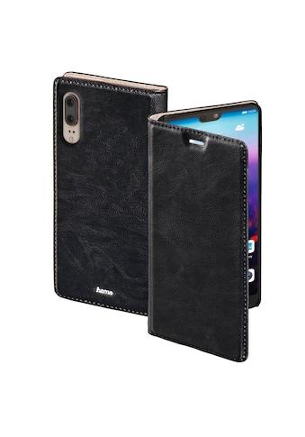 """Hama Booklet, Tasche """"Guard Case"""" für Huawei P20, Schwarz »Smartphone - Booklet, Hülle« kaufen"""