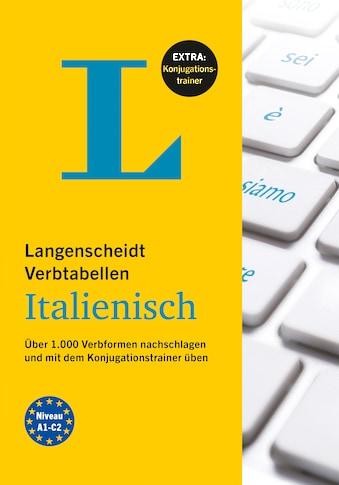 Buch »Langenscheidt Verbtabellen Italienisch / DIVERSE« kaufen