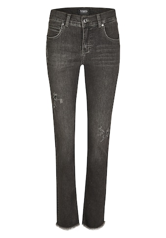 ANGELS Destroyed-Jeans, mit Glitzersteinen kaufen