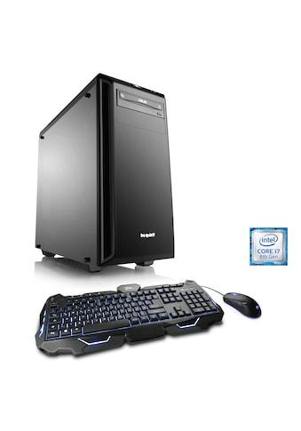 CSL Gaming PC | Intel Core i7 - 8700K | GTX 1080 | 16 GB DDR4 | SSD »HydroX T7995 Wasserkühlung« kaufen