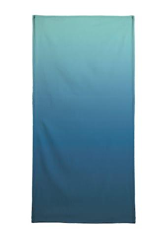 Juniqe Strandtuch »Deep Sea Dive«, (1 St.), Weiche Frottee-Veloursqualität kaufen