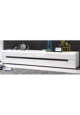 TRENDMANUFAKTUR Lowboard »Hektor«, Breite 180 cm kaufen