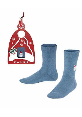 FALKE Socken »Family Santa«, (2 Paar), mit Geschenkverpackung kaufen
