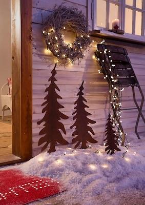 Weihnachtsdekoration für außen