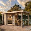 WOODFeeling Gartenhaus »Schwandorf 3«