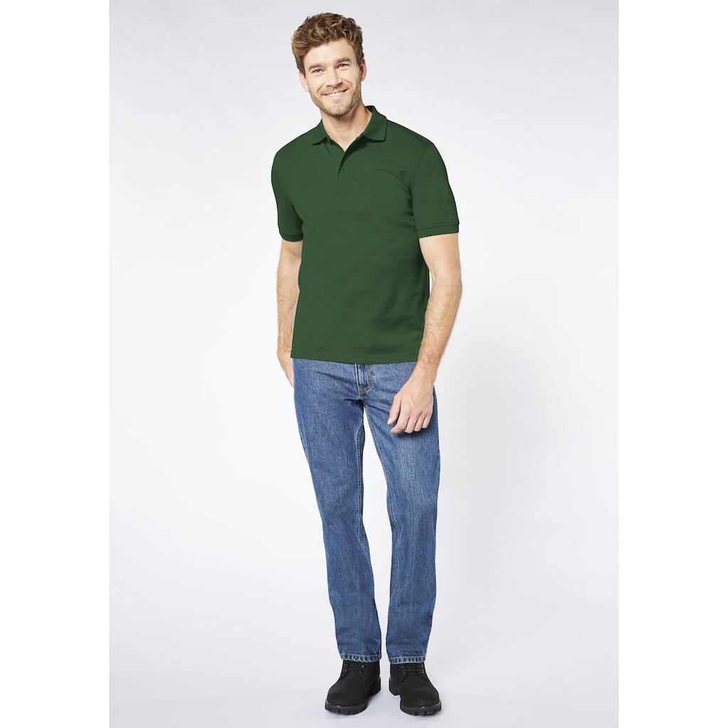 Expand Herren Arbeits Poloshirt Übergröße