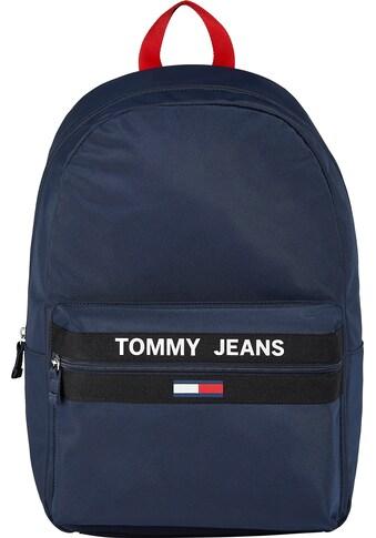Tommy Jeans Cityrucksack »TJM ESSENTIAL BACKPACK«, mit gepolstertem Rückenbereich kaufen