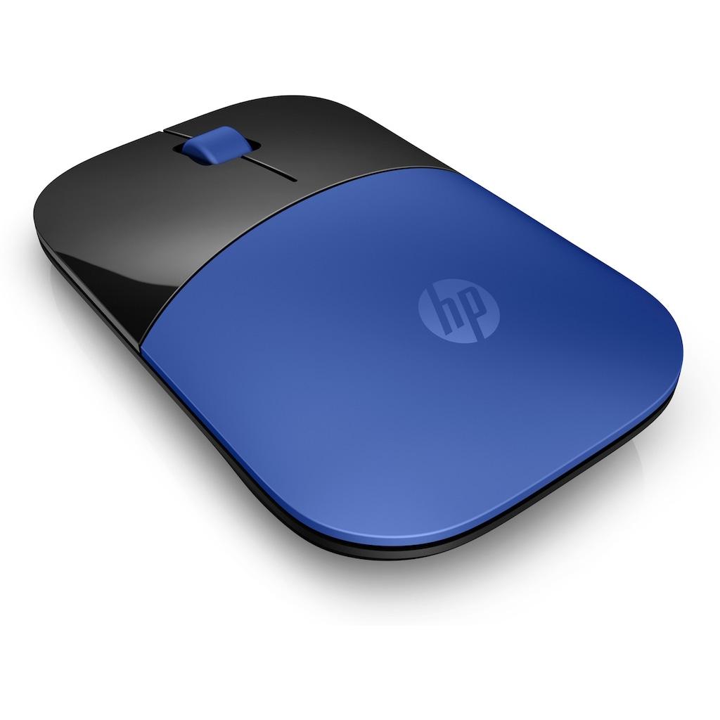 HP Maus »Design mit Flair - 2,4-GHz-Wireless-Verbindung«, Z3700 Wireless-Maus