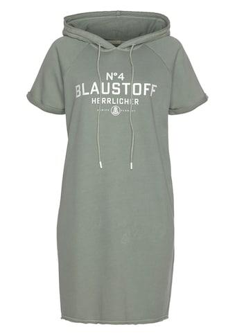 Herrlicher Sweatkleid »ANNISTON«, mit Herrlicher Blaustoff Nr. 4 Print kaufen