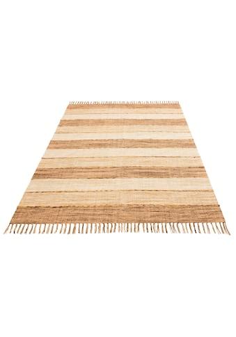 Home affaire Collection Teppich »Priya«, rechteckig, 6 mm Höhe, Wendeteppich, Wohnzimmer kaufen