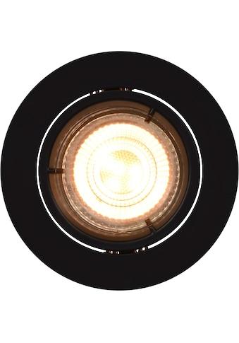 Nordlux Smarte LED-Leuchte »Carina Smartlight«, GU10, Farbwechsler, Smarte LED-Leuchte, Steuerung Helligkeit, Lichtfarbe, 5 Jahre Garantie auf LED, Set mit 3 Stück kaufen