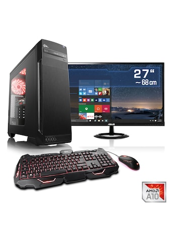 CSL »Sprint T4761 Windows 10 Home« PC - Komplettsystem (AMD, 2048 GB HDD, 240 GB SSD) kaufen