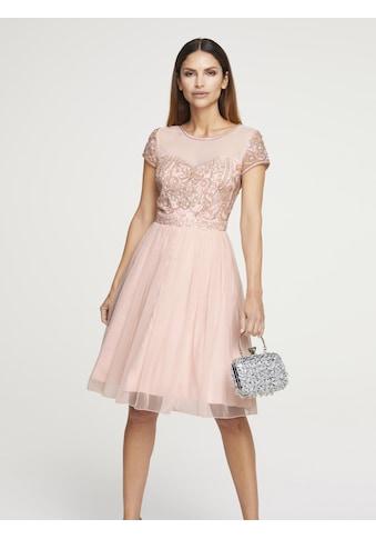 Cocktailkleid mit halbem Petticoat kaufen