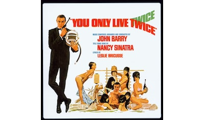 Musik-CD »JAMES BOND 007: YOU ONLY L / OST/Various« kaufen