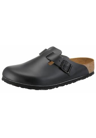 Birkenstock Clog »BOSTON«, mit ergonomisch geformten Fußbett kaufen