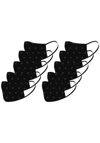 Terrax Workwear Community-Maske »TERRAX«, schwarz, waschbar kaufen