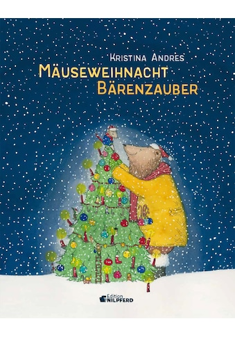 Buch »Mäuseweihnacht - Bärenzauber / Kristina Andres« kaufen