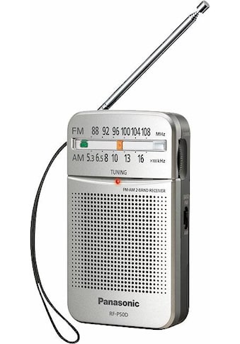 Panasonic Radio »RF-P50DEG«, (150 W), automatischer Frequenzregelung (AFC) kaufen