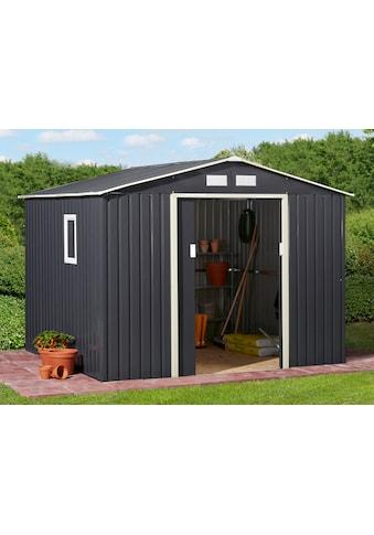 KONIFERA Gerätehaus »Archer Plus D«, mit Bodenrahmen kaufen