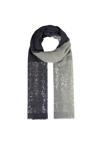 Codello Glamour - Schal mit Pailletten aus feiner Wolle kaufen