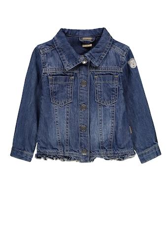 Bellybutton Jeansjacke »Mini Girls«, mit Rüschen kaufen
