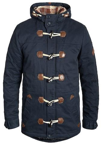 Blend Parka »Kenthon«, warme Jacke warm gefüttert kaufen