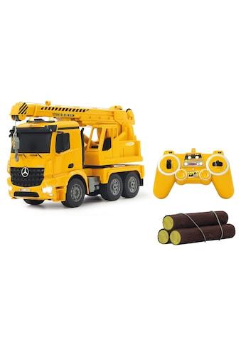 """Jamara RC - Truck """"Schwerlastkran Mercedes Arocs"""" kaufen"""
