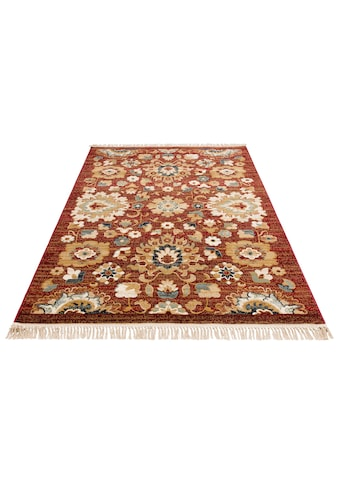 Teppich, »Sorina«, DELAVITA, rechteckig, Höhe 10 mm, maschinell gewebt kaufen