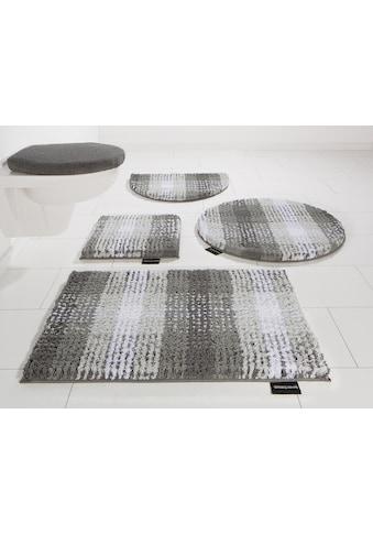 Badematte »Kyros«, Bruno Banani, Höhe 25 mm, rutschhemmend beschichtet kaufen