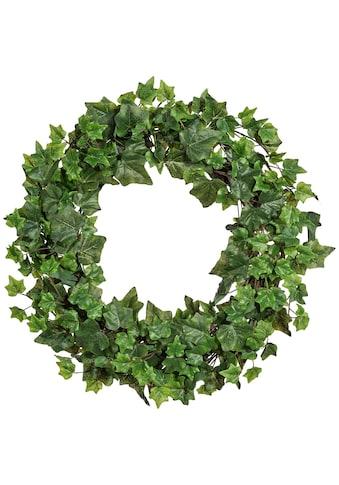 Creativ green Kunstpflanze »Efeukranz« kaufen