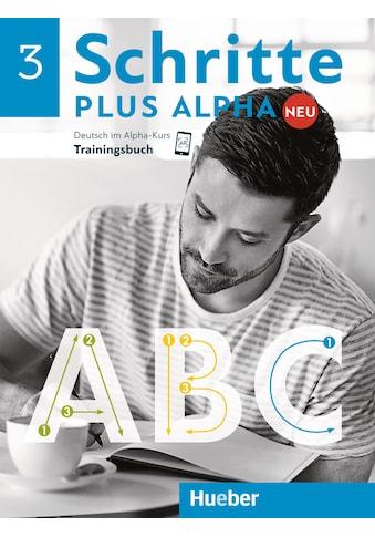 Buch »Schritte plus Alpha Neu 3 / Anja Böttinger« kaufen