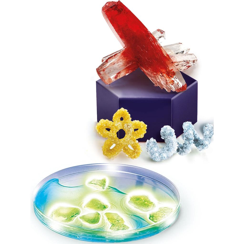 Clementoni® Experimentierkasten »Galileo Kristalle selbst züchten Mega«, Made in Europe