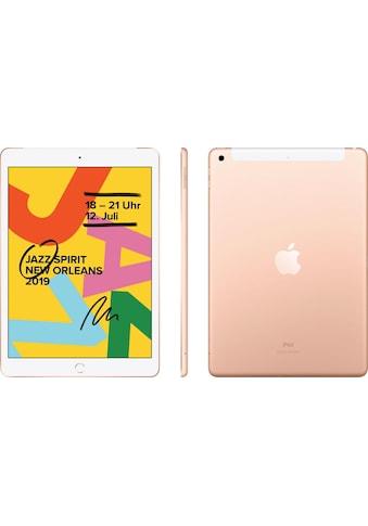 10.2 iPad Wi - Fi Cellular (2019) Tablet (10,2 Zoll, 128 GB, iPadOS, 4G (LTE), Apple kaufen